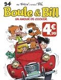 Laurent Verron - Boule & Bill Tome 34 : Un amour de cocker.
