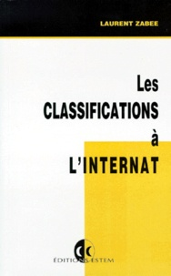 Les classifications à linternat.pdf