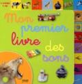Lauri Prado et  Collectif - Mon premier livre des sons. 1 CD audio