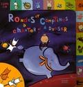 Lauri Prado et Alain Schneider - Rondes et comptines à chanter et à danser. 1 CD audio