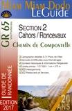 Lauriane Clouteau et Jacques Clouteau - Chemin de Compostelle de Cahors à Saint-Jean-Pied-de-Port et Roncevaux (GR 65) section 2.