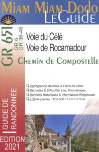 Lauriane Clouteau et Jacques Clouteau - Chemin de Compostelle voie de Rocamadour & voie de la vallée du Célé.