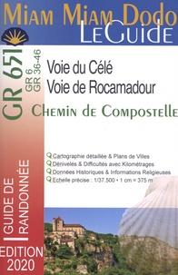 Lauriane Clouteau - Chemin de Compostelle, Voie de Rocamadour & Voie du Célé.