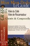 Lauriane Clouteau et Jacques Clouteau - Voie de Rocamadour & Voie de la vallée du Célé.