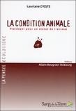 Lauriane d' Este - La condition animale - Plaidoyer pour un statut de l'animal.