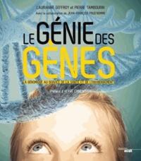 Histoiresdenlire.be Le génie des gènes - La génomique au service de la santé et de l'environnement Image