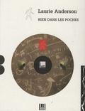 Laurie Anderson - Rien dans les poches. 2 CD audio