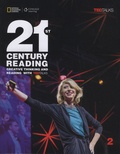 Laurie Blass et Mari Vargo - 21st Century Reading - Creative Thinking and Reading with TED Talks - Book 2.