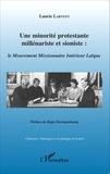 Laurie Larvent - Une minorité protestante millénariste et sioniste - Le Mouvement Missionnaire Intérieur Laïque.