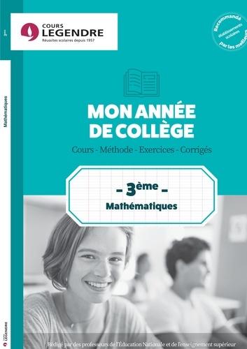 Laurie Obadia - Mathématiques 3e.