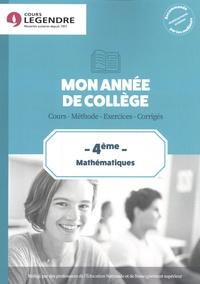 Laurie Obadia et Catherine Jonnard - Mathématiques 4e.
