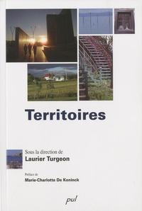 Laurier Turgeon - Territoires.