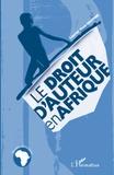 Laurier Yvon Ngombe - Le droit d'auteur en Afrique.