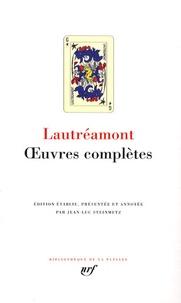 Lautréamont - Oeuvres complètes.