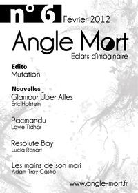 Lavie Tidhar et Lucia Renart - Angle Mort numéro 6.