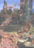 Lawrence Alma-Tadema - Luxury & Decadence - 16 Greeting Cards with Envelopes , édition en langue anglaise.