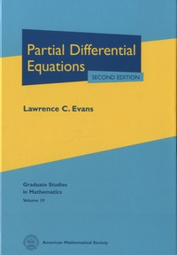 Lawrence C. Evans - Partial Differential Equations.