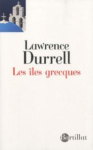 Téléchargements de livres pdf Les îles grecques en francais ePub CHM 9782841004805 par Lawrence Durrell