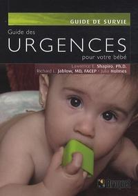 Openwetlab.it Guide des urgences pour votre bébé - Informations essentielles que tous les parents devraient connaître Image