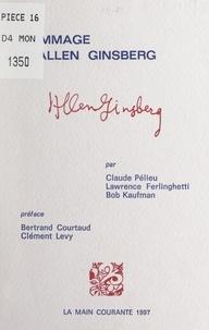 Lawrence Ferlinghetti et Bob Kaufman - Hommage à Allen Ginsberg.