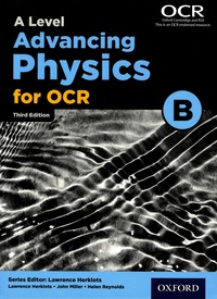 Lawrence Herklots - Advancing Physics for OCR - A level.