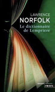 Lawrence Norfolk - Le Dictionnaire de Lemprière.