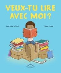 Lawrence Schimel et Thiago Lopes - Veux-tu lire avec moi ?.