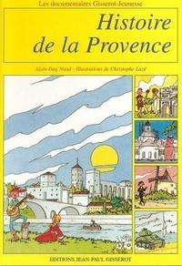 Laze - Histoire de la Provence.