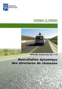 LCPC - Auscultation dynamique des structures de chaussée.