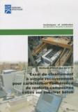 LCPC - Essai de cisaillement à simple recouvrement pour caractériser l'adhérence de renforts composites collés sur substrat béton - Méthode d'essai n° 72.