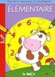 Le Ballon - Elémentaire 4/5 ans vache.