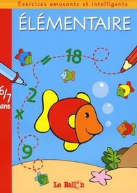 Le Ballon - Elémentaire 6/7 ans Poisson.