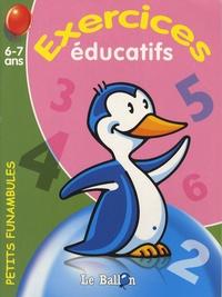 Le Ballon - Exercices éducatifs pinguoin - 6-7 ans.