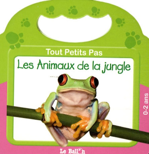 Le Ballon - Les animaux de la jungle.