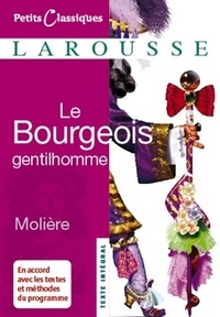 Le Bourgeois gentilhomme.