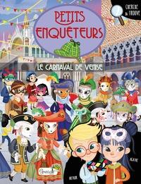 Anne Laudereau - Le carnaval de Venise.