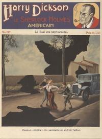 Robert Darvel - Harry Dickson - Le Sherlock Holmes américain N° 182 : Le Baal des psychonautes.