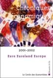 Le Cercle des économistes - .