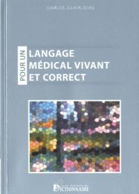 Alixetmika.fr Pour un langage médical vivant et correct - Etude critique des termes médicaux depuis 1965 jusqu'en 2009 Image