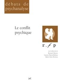 Marie-Claire Durieux - Le conflit psychique.