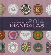Le Courrier du Livre - Mon agenda mandalas 2014.