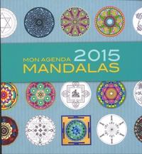 Le Courrier du Livre - Mon agenda mandalas 2015.