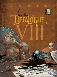 Frank Giroud - Le Décalogue - Tome 08 - Nahik.