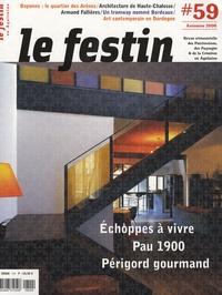 Marc Saboya et Alain Aviotte - Le Festin N° 59, Automne 2006 : .