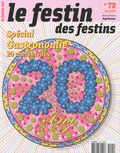 Xavier Rosan - Le Festin N° 72 : Spécial Gastronomie 20 chefs invités.