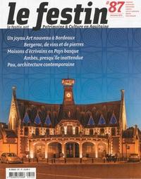 Le Festin - Le Festin N° 87, automne 2013 : .