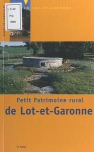 Le Festin - Petit patrimoine rural du Lot-et-Garonne.