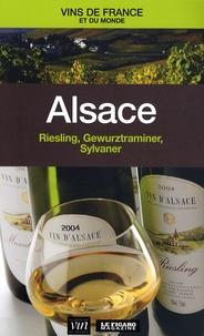 Le Figaro - Alsace - Riesling, Gewurztraminer, Sylvaner.