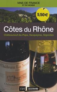 Le Figaro - Côtes du Rhône - Châteauneuf-du-pape, Vacqueyras, Gigondas.
