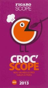 Le Figaro - Croc'scope - Nos meilleures tables à Paris.